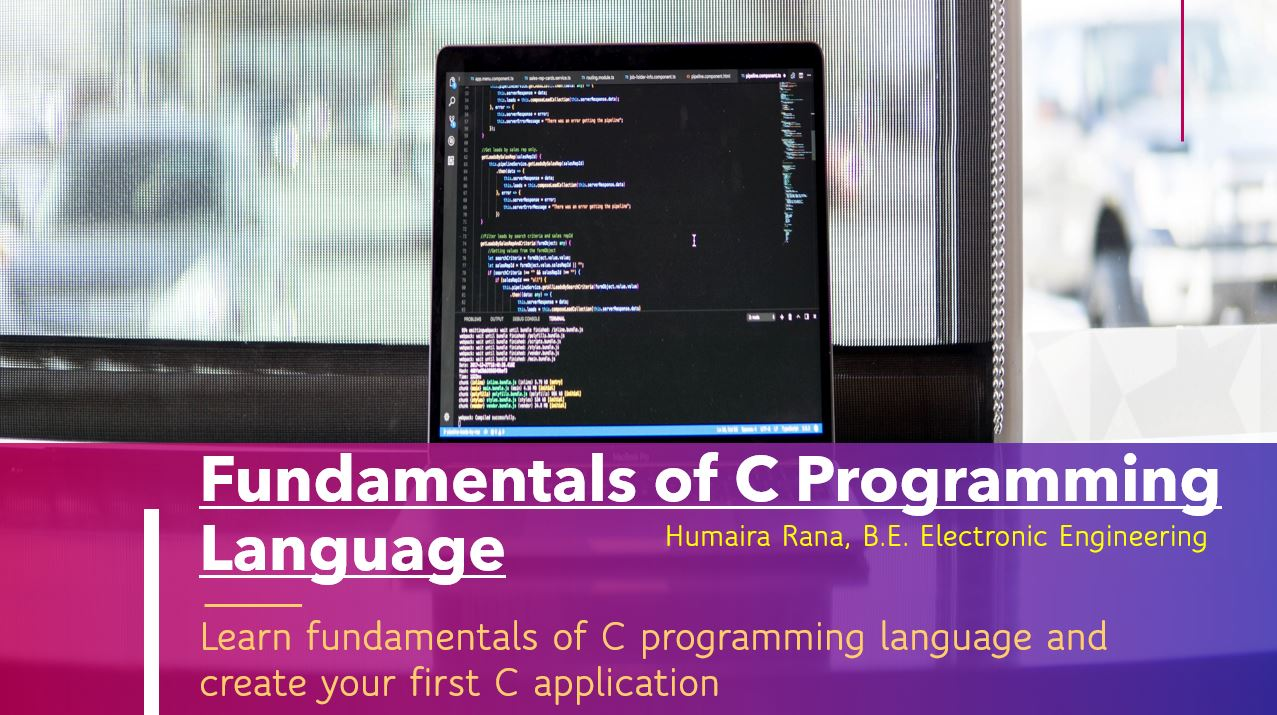 free course on c programming