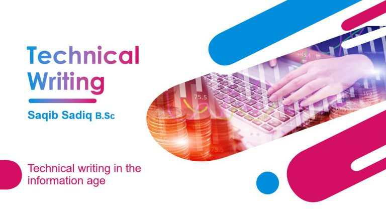 free course on technical writing