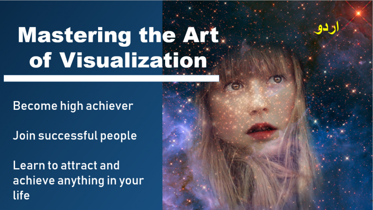Master the art of visualization