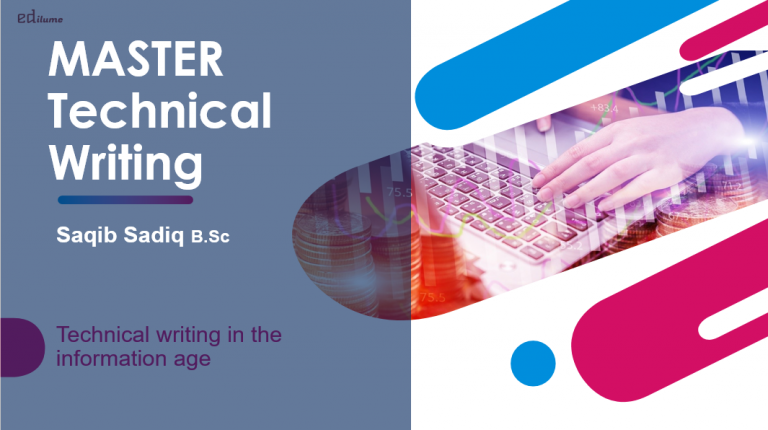 master course on technical writing