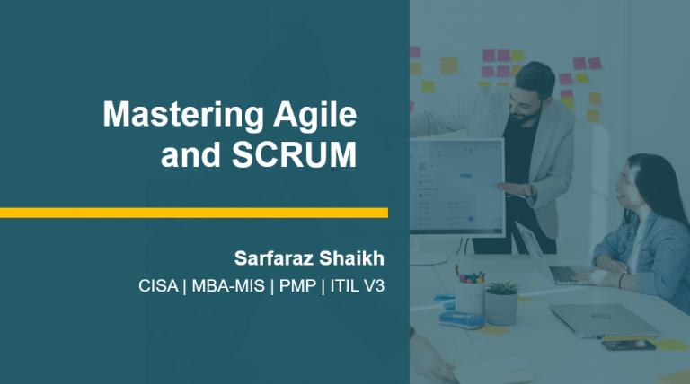 Agile and scrum course