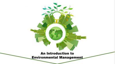 Environment management course